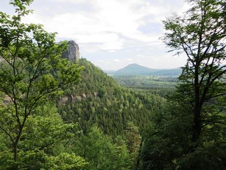 Krajina Českého Švýcarska, kterou si jednoduše zamilujete