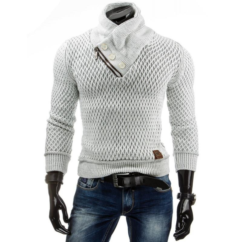Stylová móda pro muže II.  Pánské pletené svetry se s úspěchem vrací ... a2a177a002