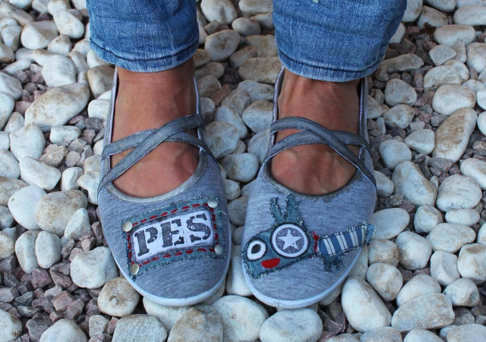 Originální boty na léto