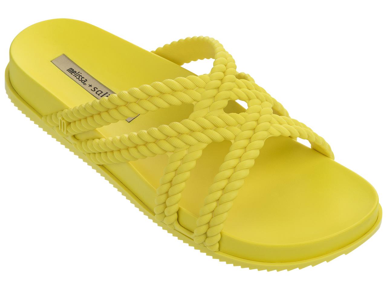 Žluté pantofle Melissa